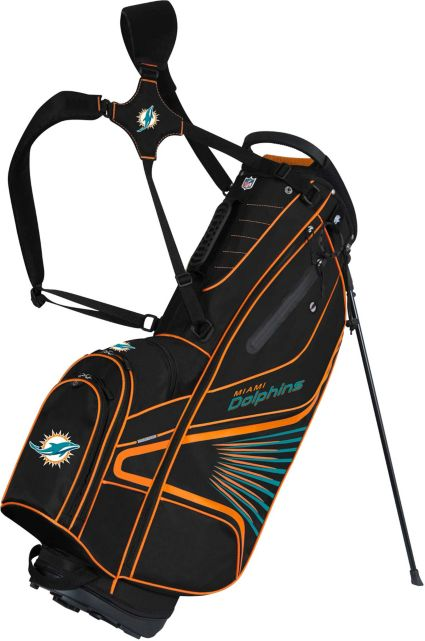 Team Effort Miami Dolphins Gridiron III Stand Bag