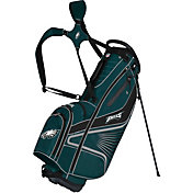 Team Effort Philadelphia Eagles Gridiron III Stand Golf Bag