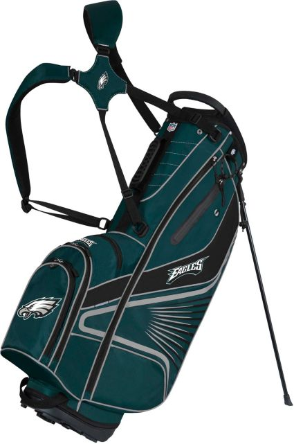 Team Effort Philadelphia Eagles Gridiron III Stand Bag