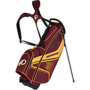 Team Effort Washington Redskins Gridiron III Stand Golf Bag