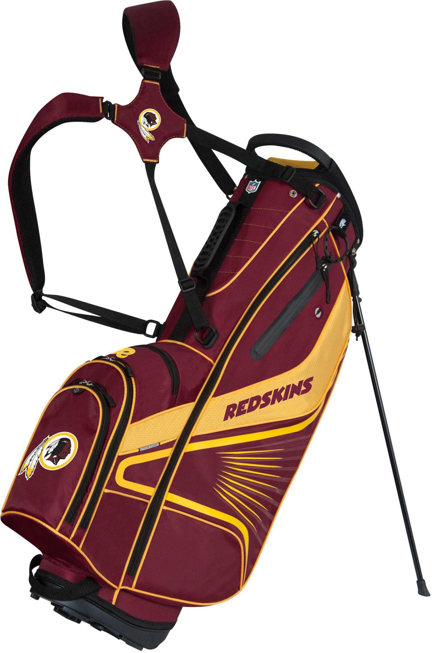 Team Effort Washington Redskins Gridiron III Stand Bag