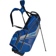Team Effort Detroit Lions Gridiron III Stand Golf Bag