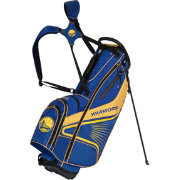 Team Effort Golden State Warriors Gridiron III Stand Golf Bag
