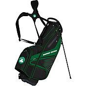 Team Effort Boston Celtics Gridiron III Stand Golf Bag