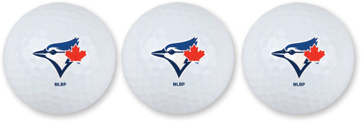 Team Effort Toronto Blue Jays Golf Balls - 3 Pack