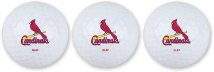 Team Effort St. Louis Cardinals Golf Balls - 3 Pack