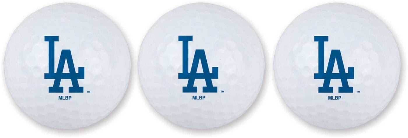 Team Effort Los Angeles Dodgers Golf Balls - 3 Pack