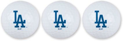 Team Effort Los Angeles Dodgers Golf Balls - 3 Pack