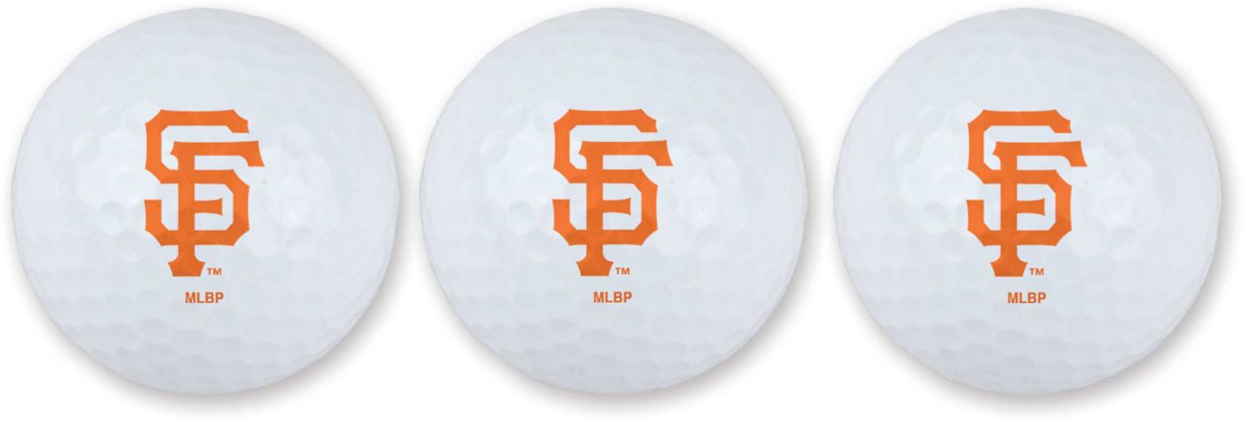 Team Effort San Francisco Giants Golf Balls - 3 Pack