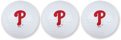 Team Effort Philadelphia Phillies Golf Balls - 3 Pack