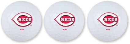 Team Effort Cincinnati Reds Golf Balls - 3 Pack