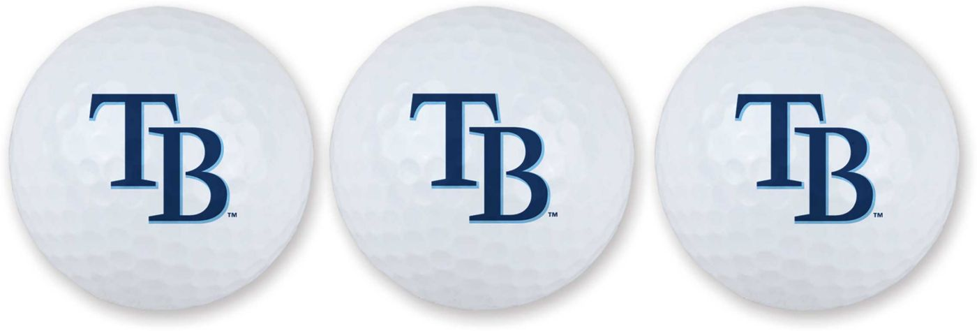 Team Effort Tampa Bay Rays Golf Balls - 3 Pack