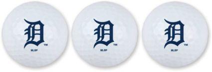Team Effort Detroit Tigers Golf Balls - 3 Pack