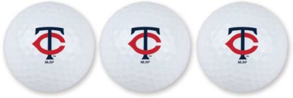 Team Effort Minnesota Twins Golf Balls - 3 Pack