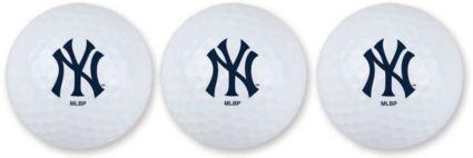 Team Effort New York Yankees Golf Balls - 3 Pack
