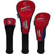 Team Effort St. Louis Cardinals Headcovers - 3 Pack
