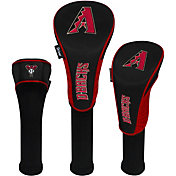Team Effort Arizona Diamondbacks Headcovers - 3 Pack