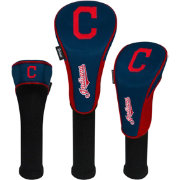 Team Effort Cleveland Indians Headcovers - 3 Pack