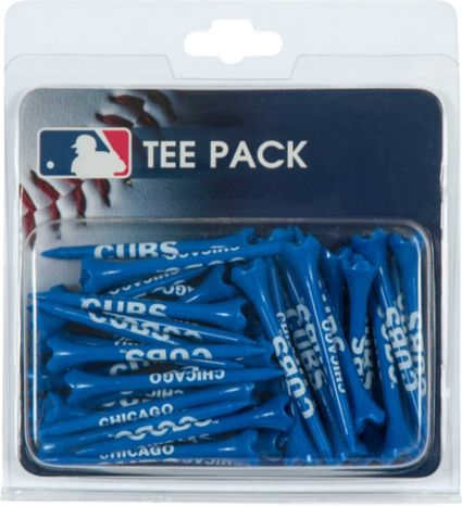 "Team Effort Chicago Cubs 2.75"" Golf Tees - 40 Pack"