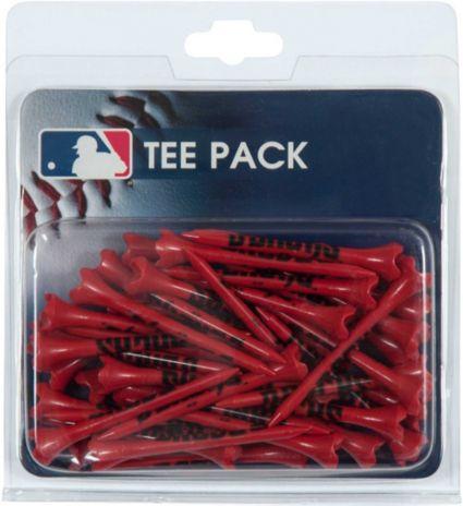 """Team Effort Arizona Diamondbacks 2.75"""" Golf Tees - 40 Pack"""