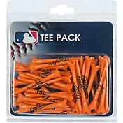 """Team Effort Baltimore Orioles 2.75"""" Golf Tees - 40 Pack"""