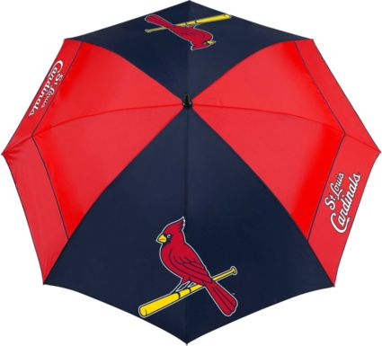 "Team Effort St. Louis Cardinals 62"" Windsheer Lite Golf Umbrella"