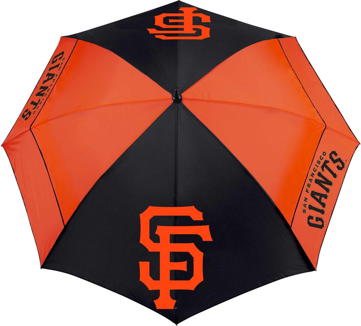"Team Effort San Francisco Giants 62"" Windsheer Lite Golf Umbrella"