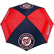 "Team Effort Washington Nationals 62"" Windsheer Lite Golf Umbrella"
