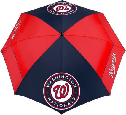 "Team Effort Washington Nationals 62"" Windsheer Lite Golf Umbrella"