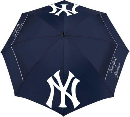 "Team Effort New York Yankees 62"" Windsheer Lite Golf Umbrella"