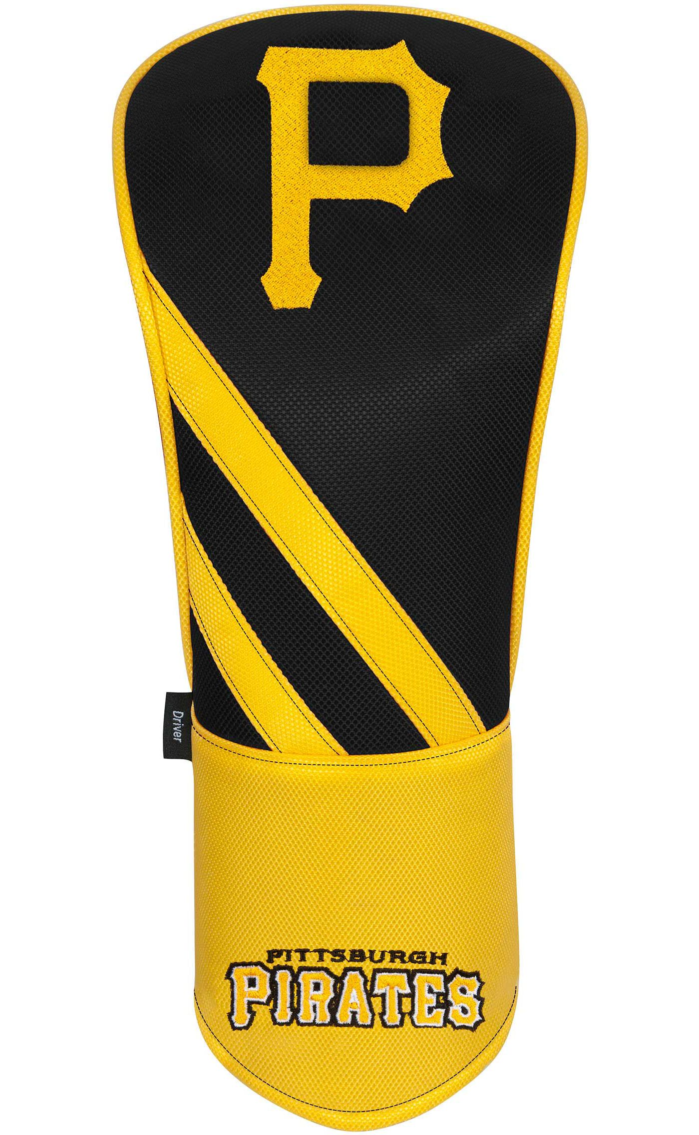 Team Effort Pittsburgh Pirates Driver Headcover