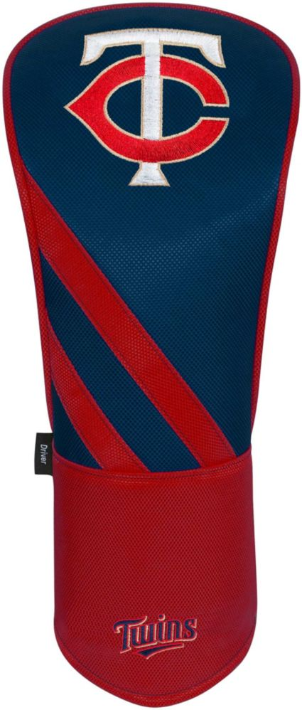 Team Effort Minnesota Twins Driver Headcover