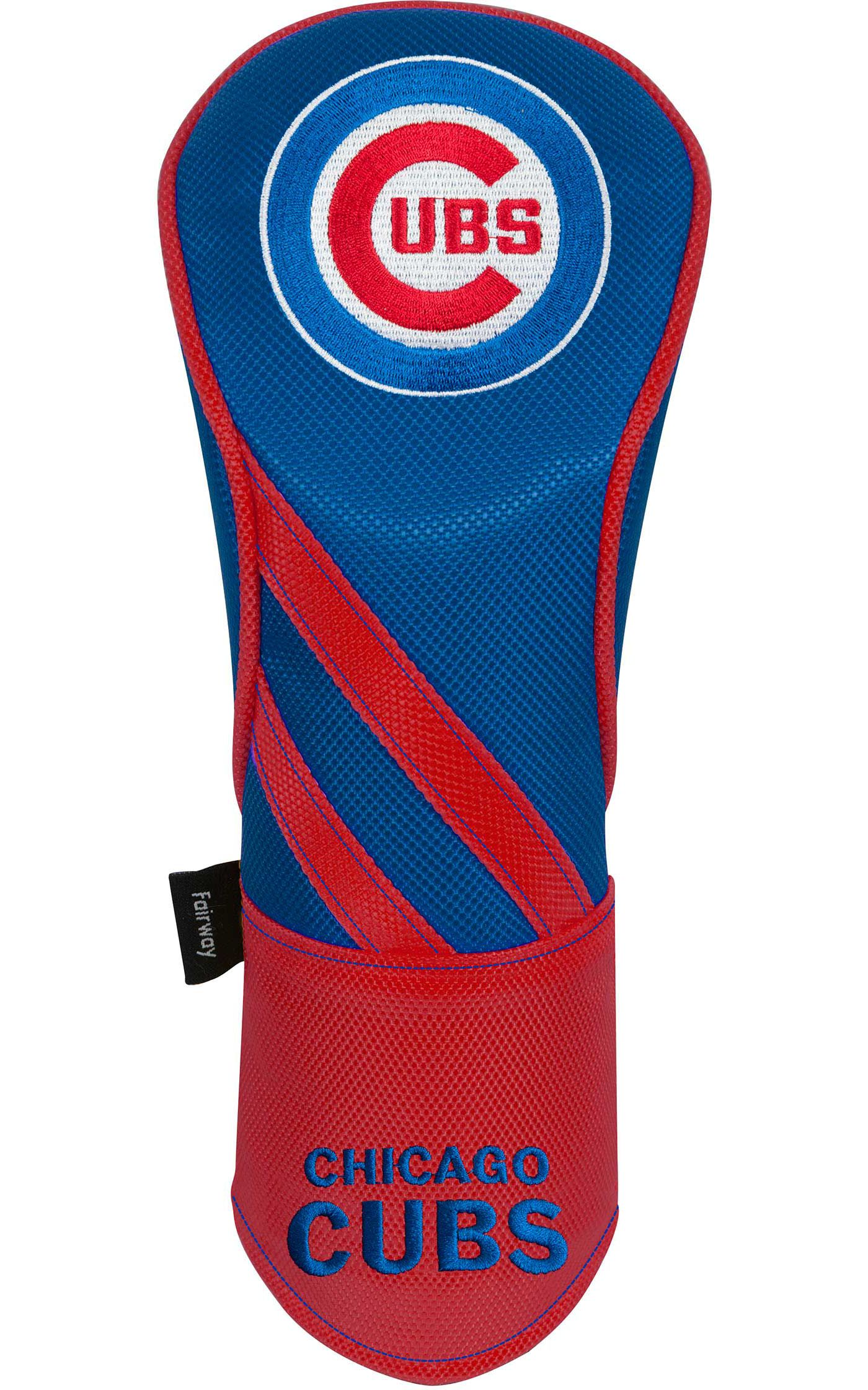 Team Effort Chicago Cubs Fairway Wood Headcover