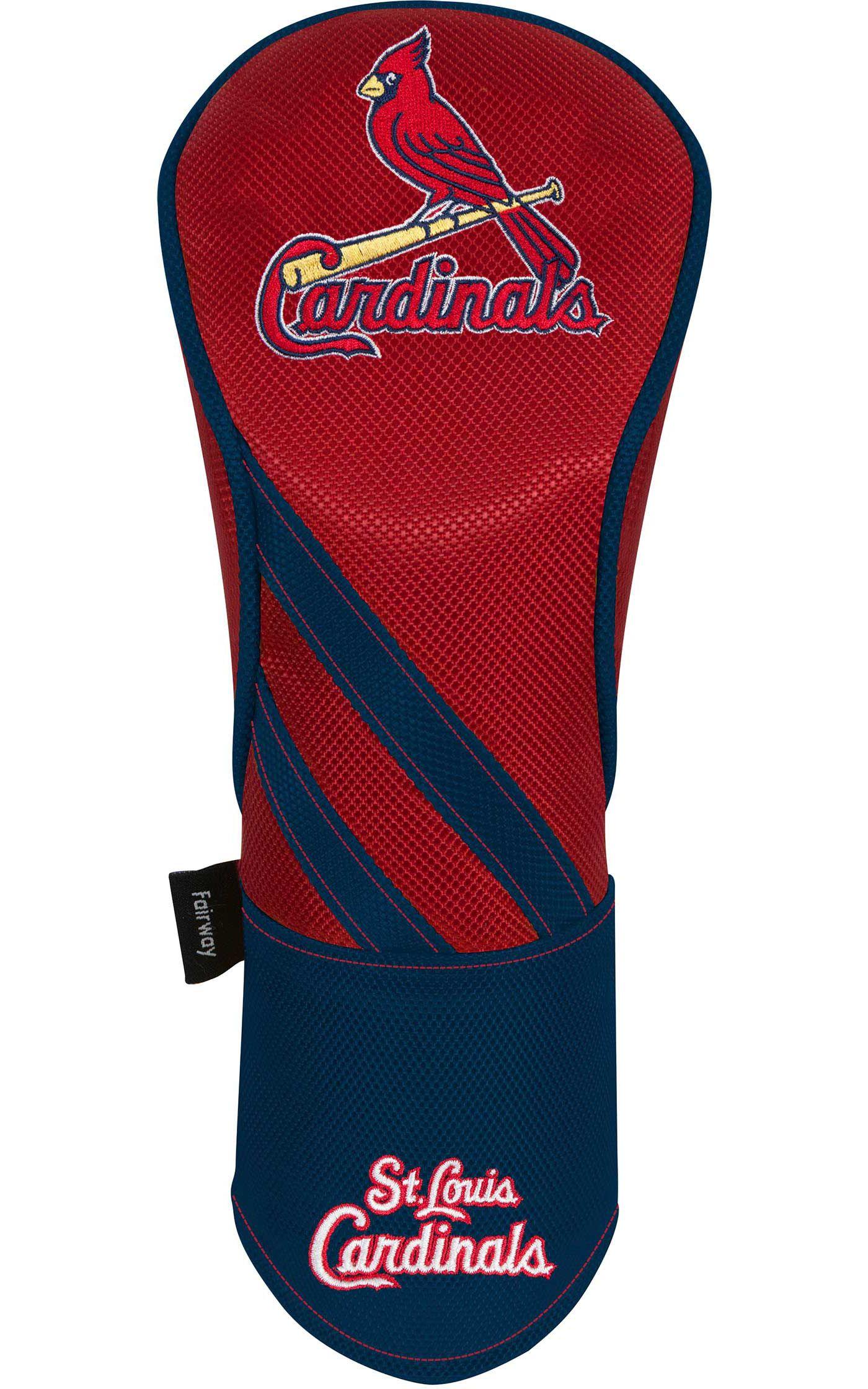Team Effort St. Louis Cardinals Fairway Wood Headcover