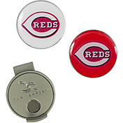 Team Effort Cincinnati Reds Hat Clip and Ball Markers Set