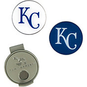 Team Effort Kansas City Royals Hat Clip and Ball Markers Set