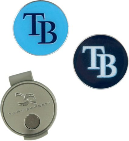 Team Effort Tampa Bay Rays Hat Clip and Ball Markers Set