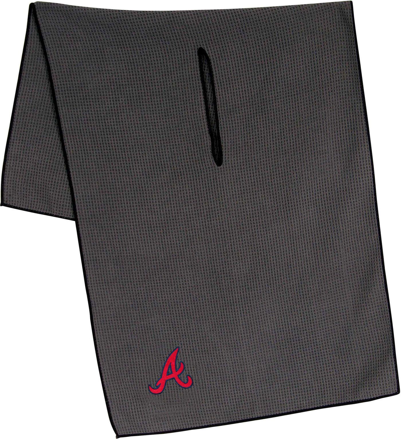 "Team Effort Atlanta Braves 19"" x 41"" Microfiber Golf Towel"