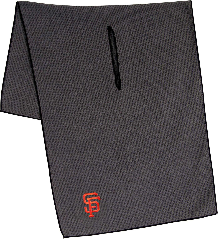 "Team Effort San Francisco Giants 19"" x 41"" Microfiber Golf Towel"