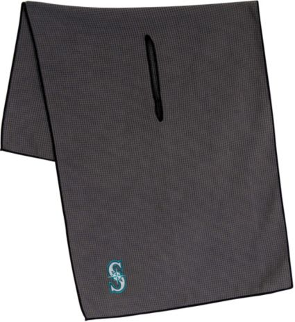 "Team Effort Seattle Mariners 19"" x 41"" Microfiber Golf Towel"