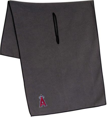 """Team Effort Los Angeles Angels 19"""" x 41"""" Microfiber Golf Towel"""