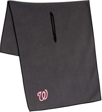 "Team Effort Washington Nationals 19"" x 41"" Microfiber Golf Towel"