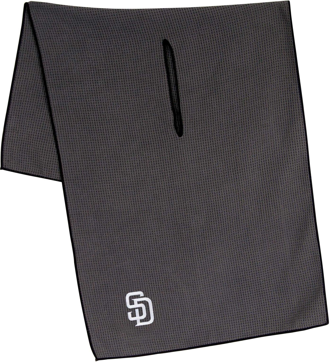 "Team Effort San Diego Padres 19"" x 41"" Microfiber Golf Towel"