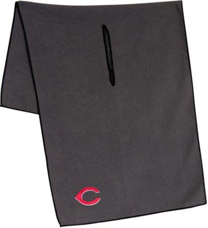 "Team Effort Cincinnati Reds 19"" x 41"" Microfiber Golf Towel"