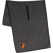 "Team Effort Baltimore Orioles 19"" x 41"" Microfiber Golf Towel"
