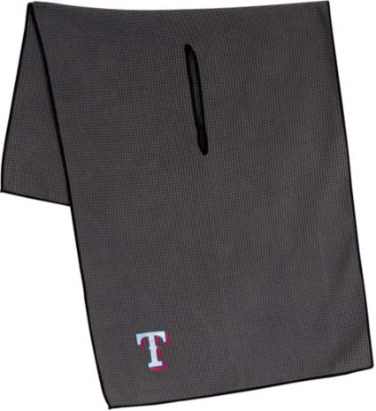 "Team Effort Texas Rangers 19"" x 41"" Microfiber Golf Towel"
