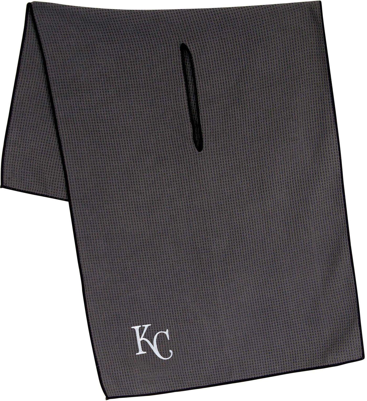 "Team Effort Kansas City Royals 19"" x 41"" Microfiber Golf Towel"