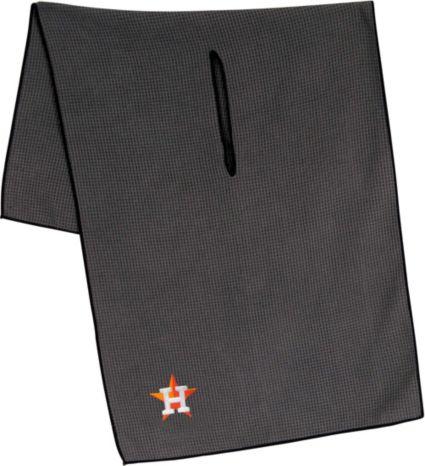 "Team Effort Houston Astros 19"" x 41"" Microfiber Golf Towel"