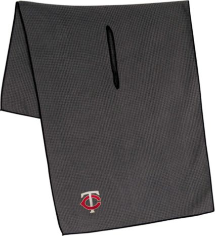 "Team Effort Minnesota Twins 19"" x 41"" Microfiber Golf Towel"