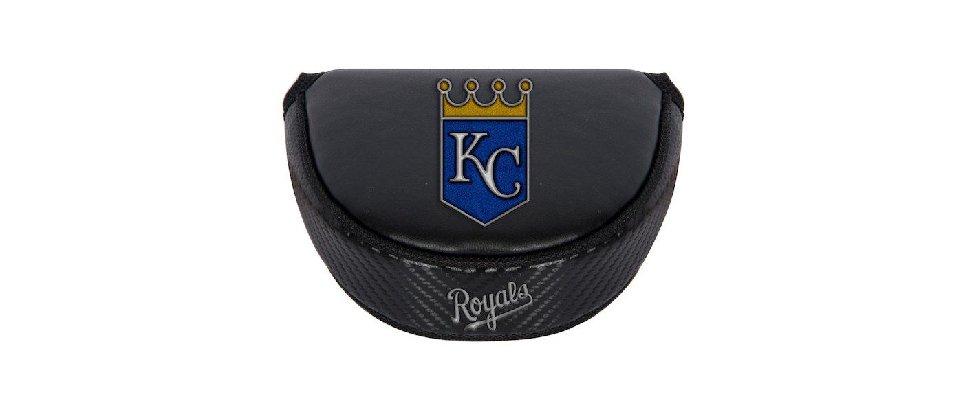Team Effort Kansas City Royals Mallet Putter Headcover